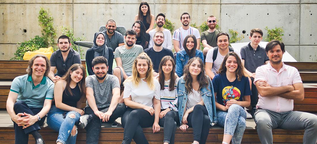 İletişim Tasarımı, Özyeğin Üniversitesi, Istanbul, Turkey