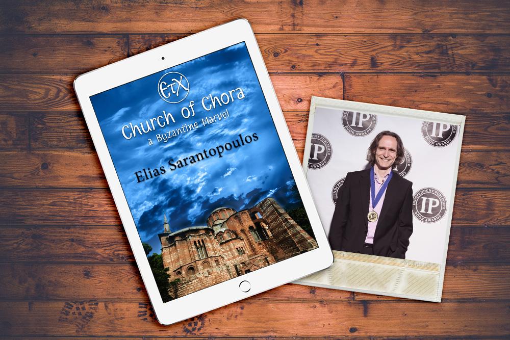 Church of Chora, Golden Award Winning Book