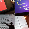 İletişim Tasarımı Özyeğin Üniversitesi - İstanbul Tipografi Seminerleri, ISType2015