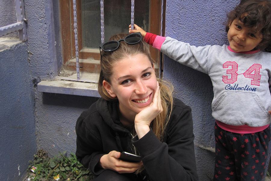 Melissa Yoldaş