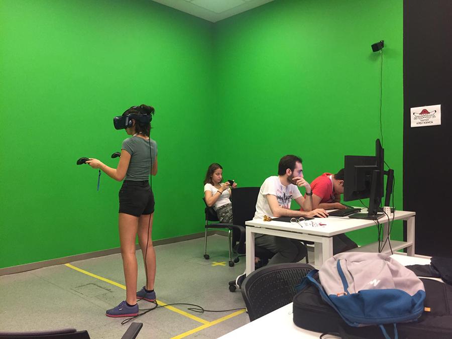 OzU COD VR-Lab - Summer Intership for High Schools