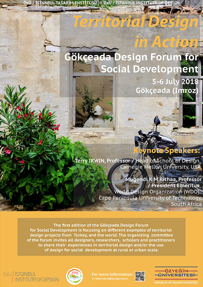 Gökçeada Design Forum for Social Development