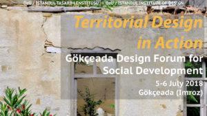 Gökçeada Design Forum for Social Development
