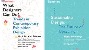 COD Seminars, Prof.Dr. Karl Stocker and Sigrid Bürstmayr