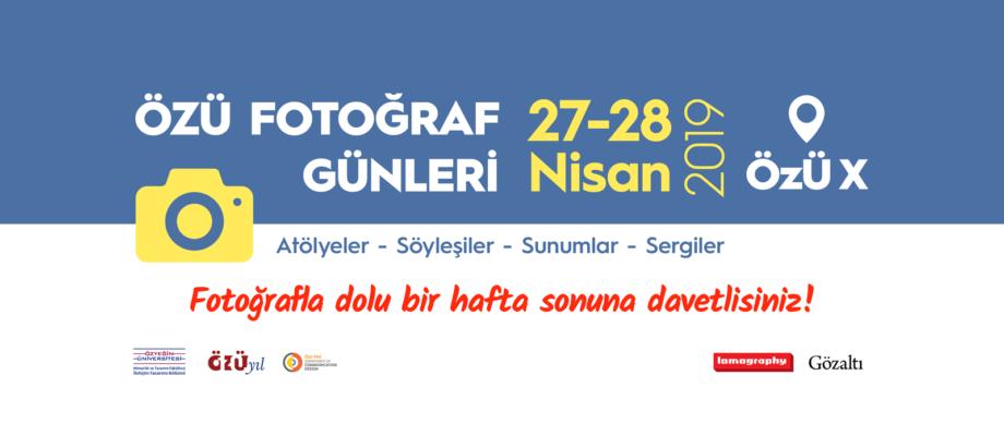 ÖZÜ Fotoğraf Günleri